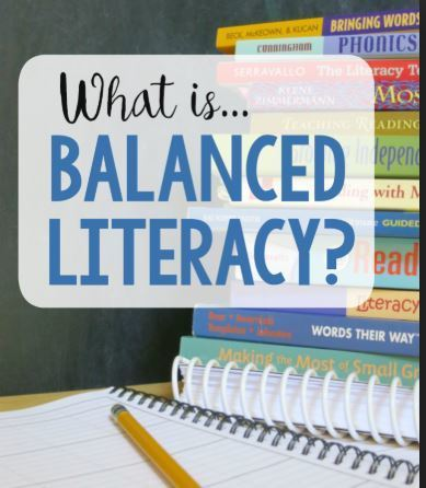 Balanced Literacy and Hard Work