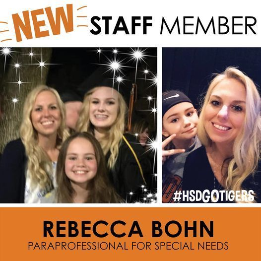 New Staff Profile - Rebecca Bohn