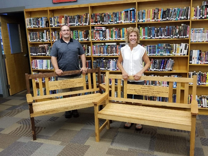 Mr. Shraufnagel and Mrs. Theis