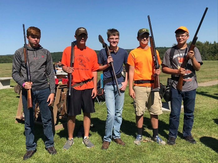 HHS Clay Target Team