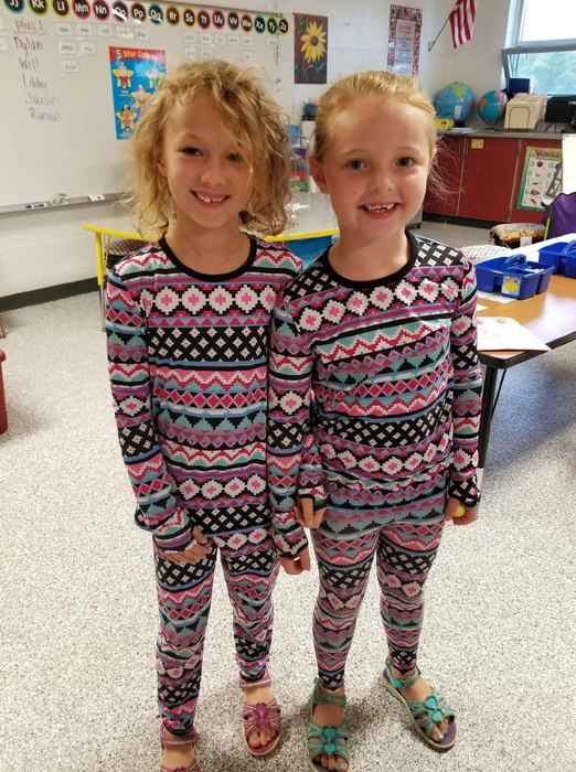 Elementary Twin Day