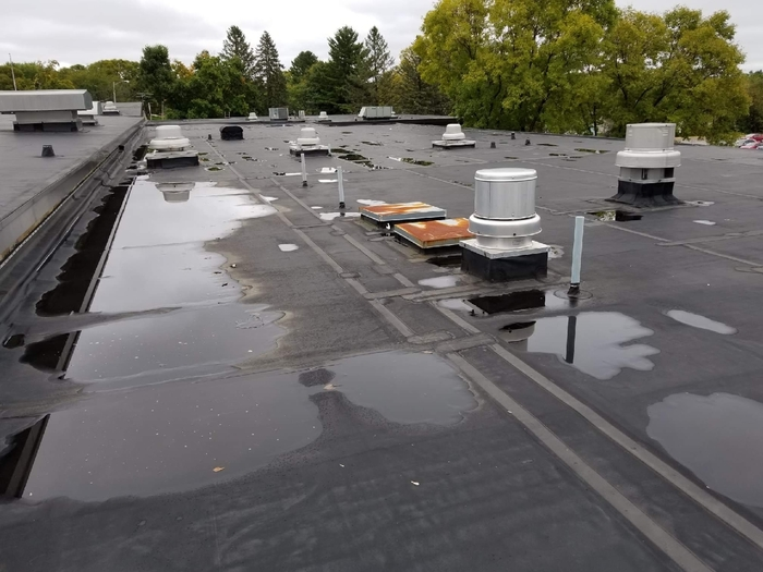 Roof photos for referendum question #2