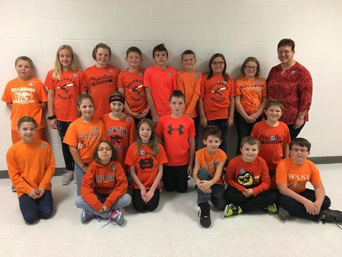 Mrs. Frederick's Class--Unity Day