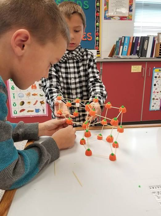 1st Grade STEM Projects