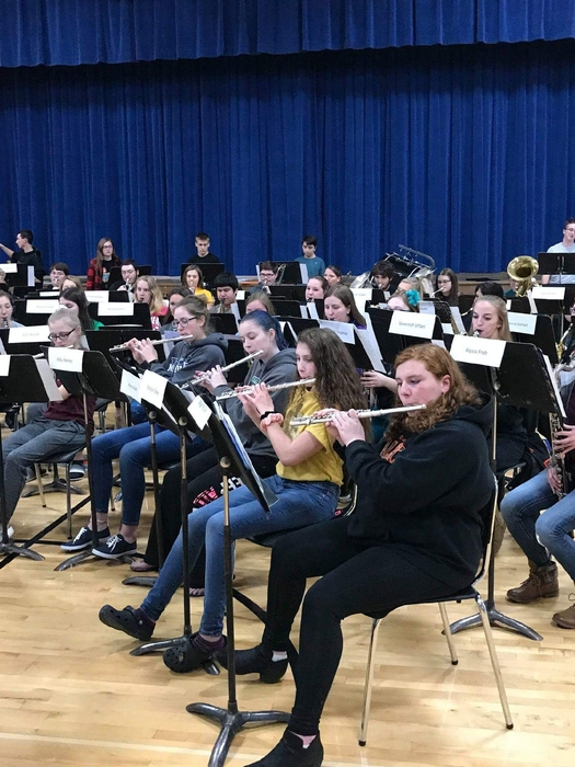 2018 All-Conference Band