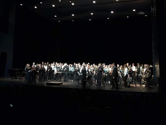Honors Band at UW-Eau Claire