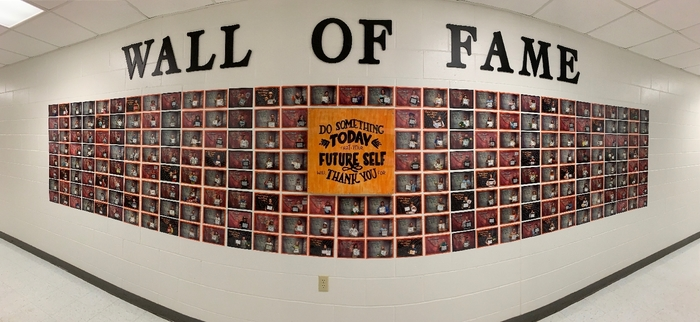 Elementary Wall of Fame