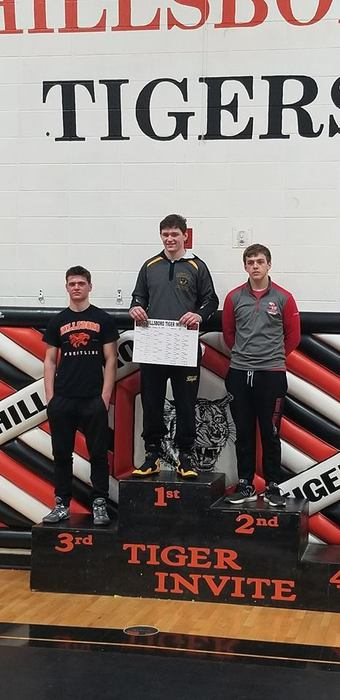 Casey McCoic-3rd Place
