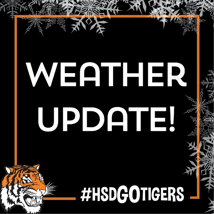 The Hillsboro Schools will be closed today