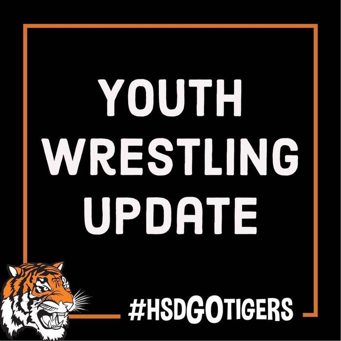 Youth Wrestling Update