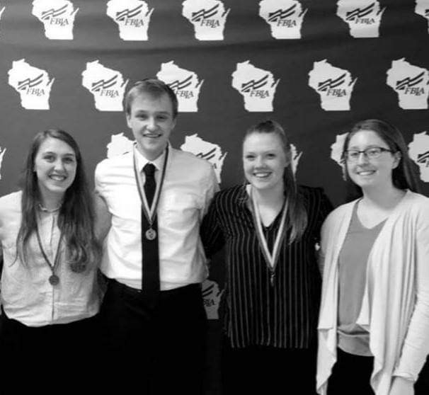 FBLA Regionals 2019 - Advancing to State!