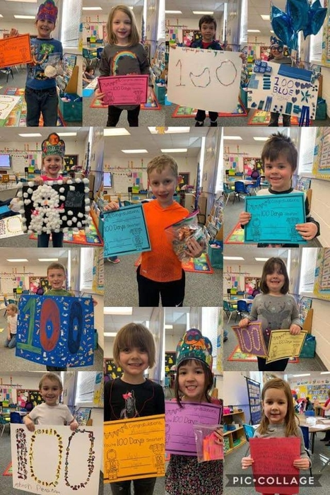 100th Day in Kindergarten