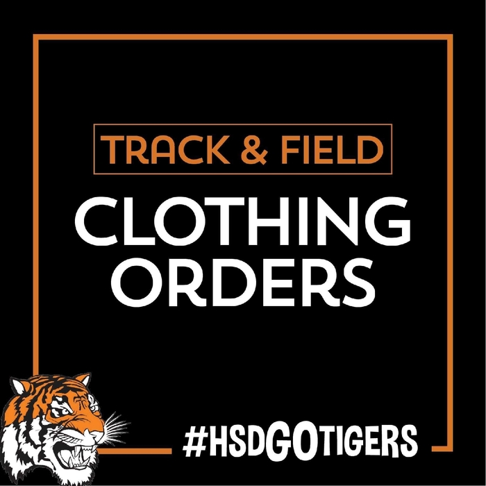Track Apparel Orders