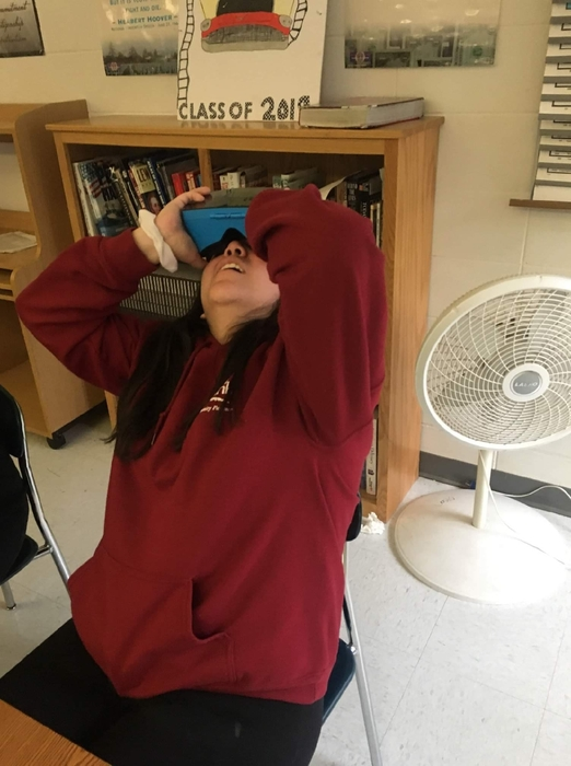 US History Virtual Reality Field Trip