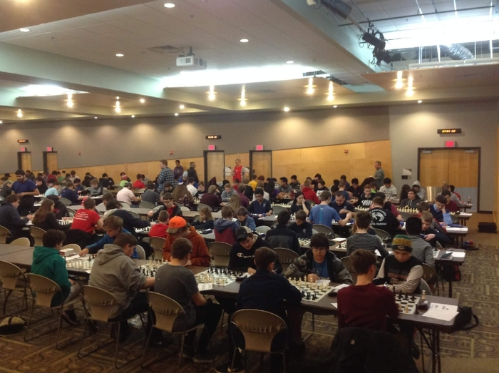 Wisconsin Scholastic Chess Championship at UW-Oshkosh