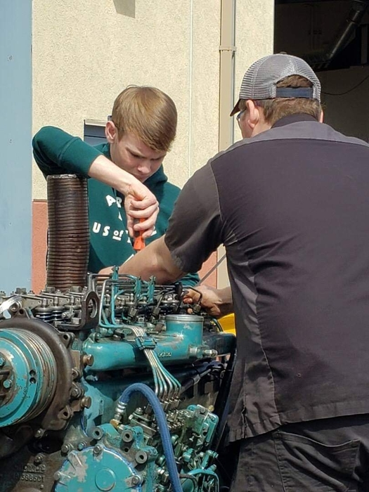 Western Technical College for the Automotive and Heavy Equipment Experience