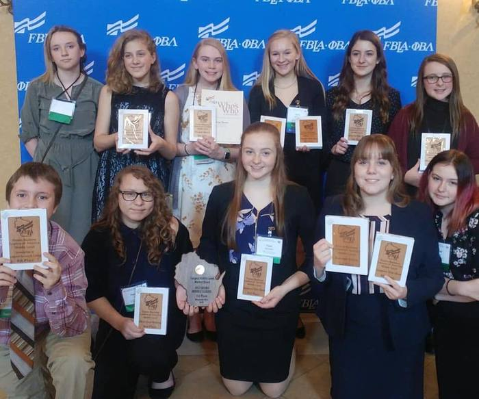 Middle School State FBLA
