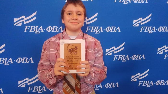 C. Fry-National FBLA Qualifier