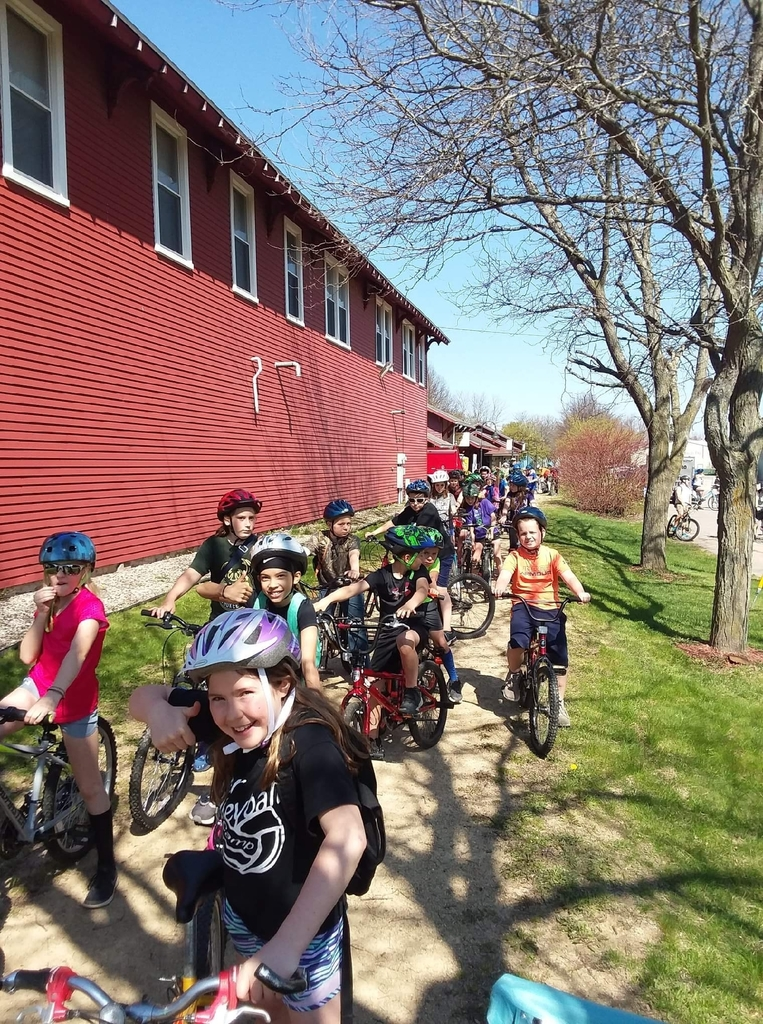 13th annual 4th Grade Bike Trip