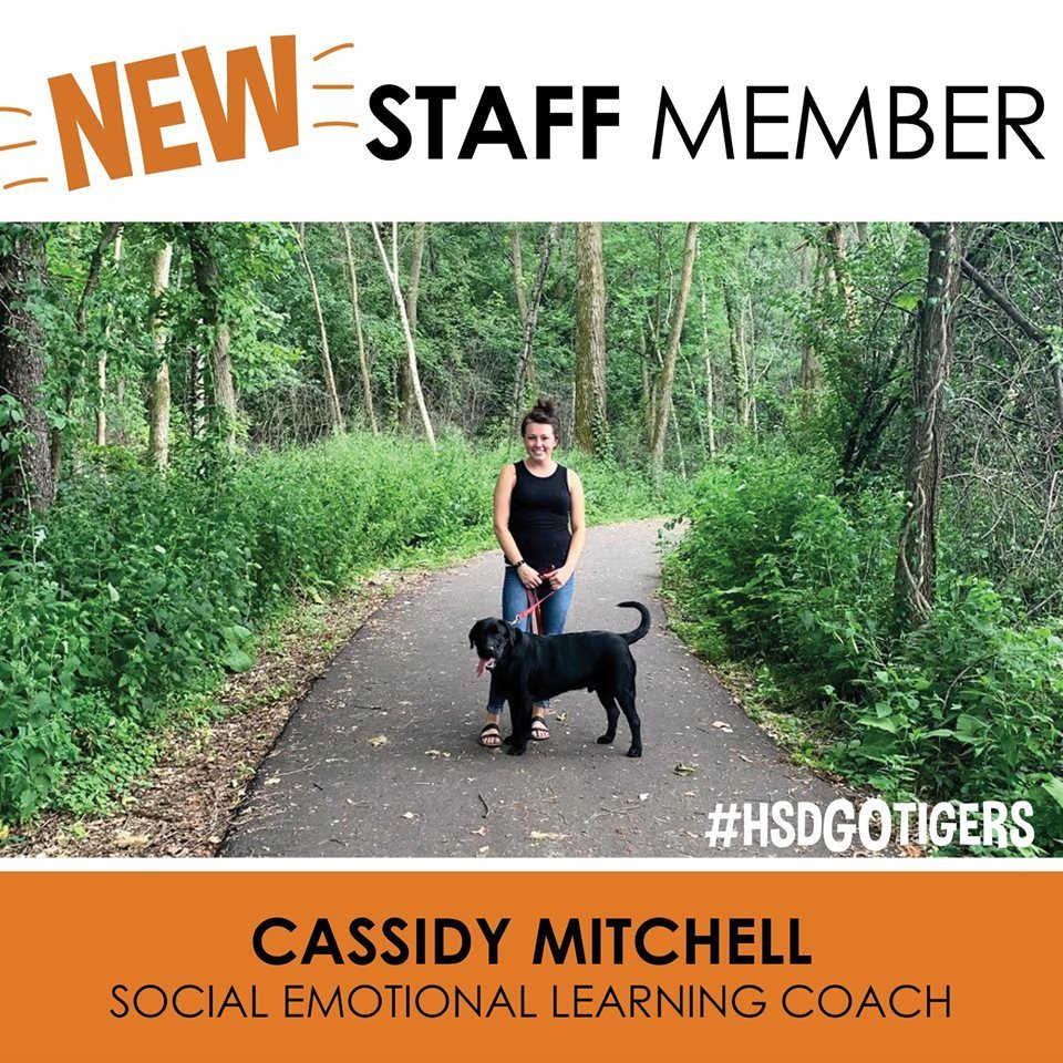 New Staff Profile-Cassidy Mitchell