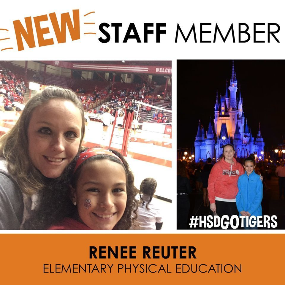New Staff Profile - Renee Reuter