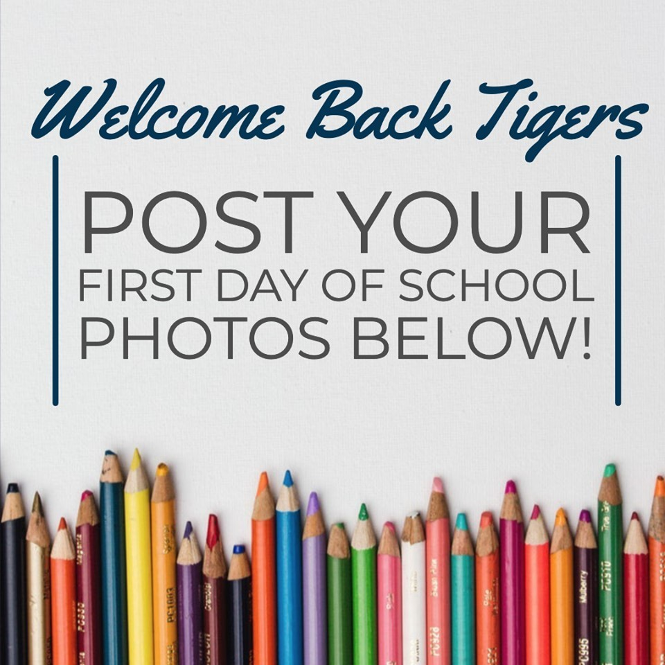 Share your 1st day of school photos