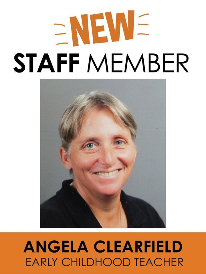 New Staff Profile--Angela Clearfield
