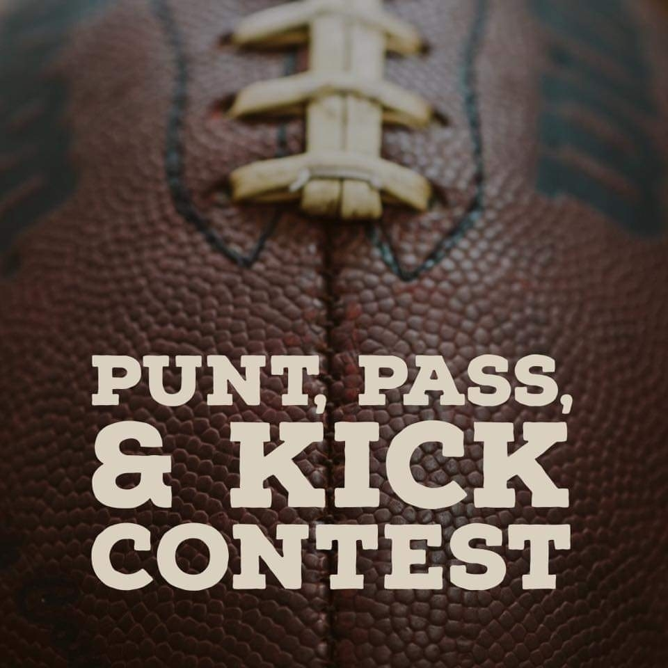 Punt, Pass and Kick