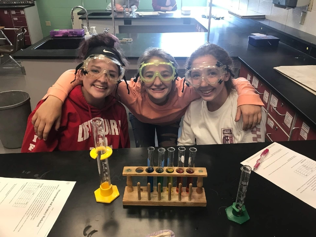 1st Chemistry Lab of 2019-20