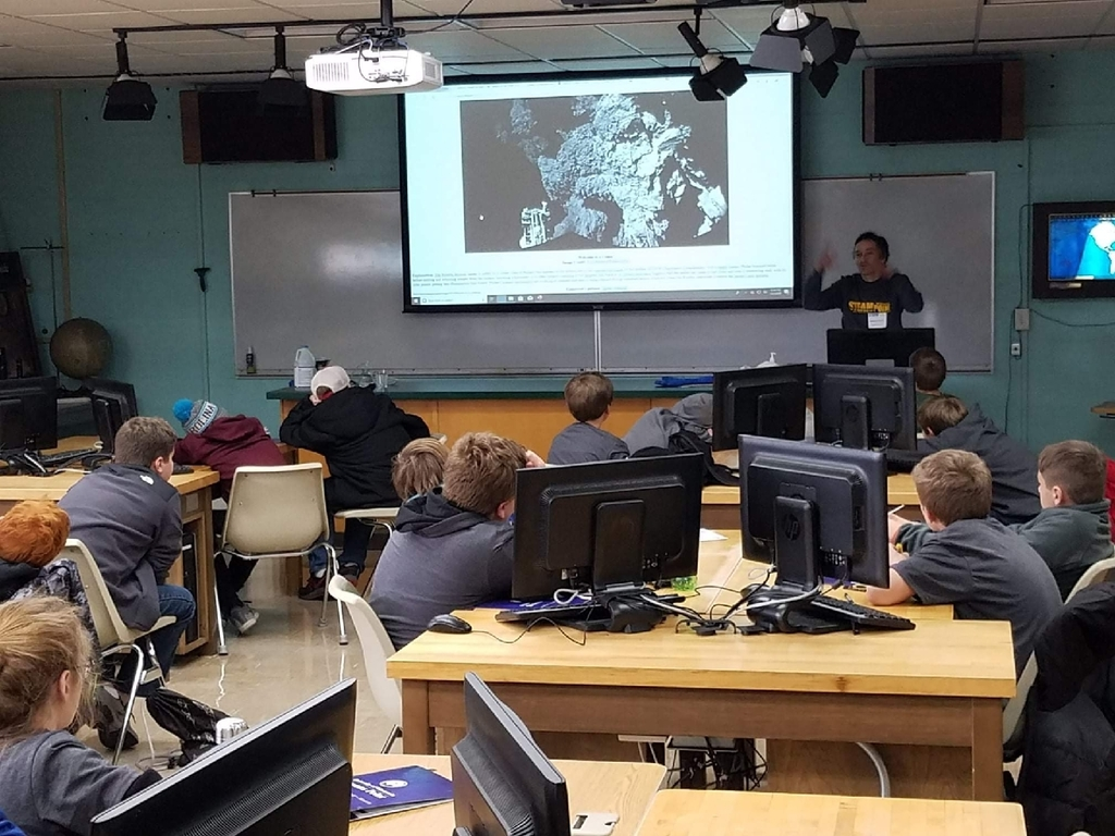 STEAM program held at UW-Stevens Point