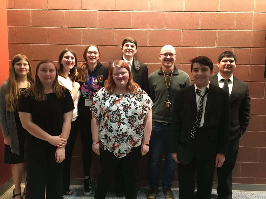 UW Eau Claire State Honors Band