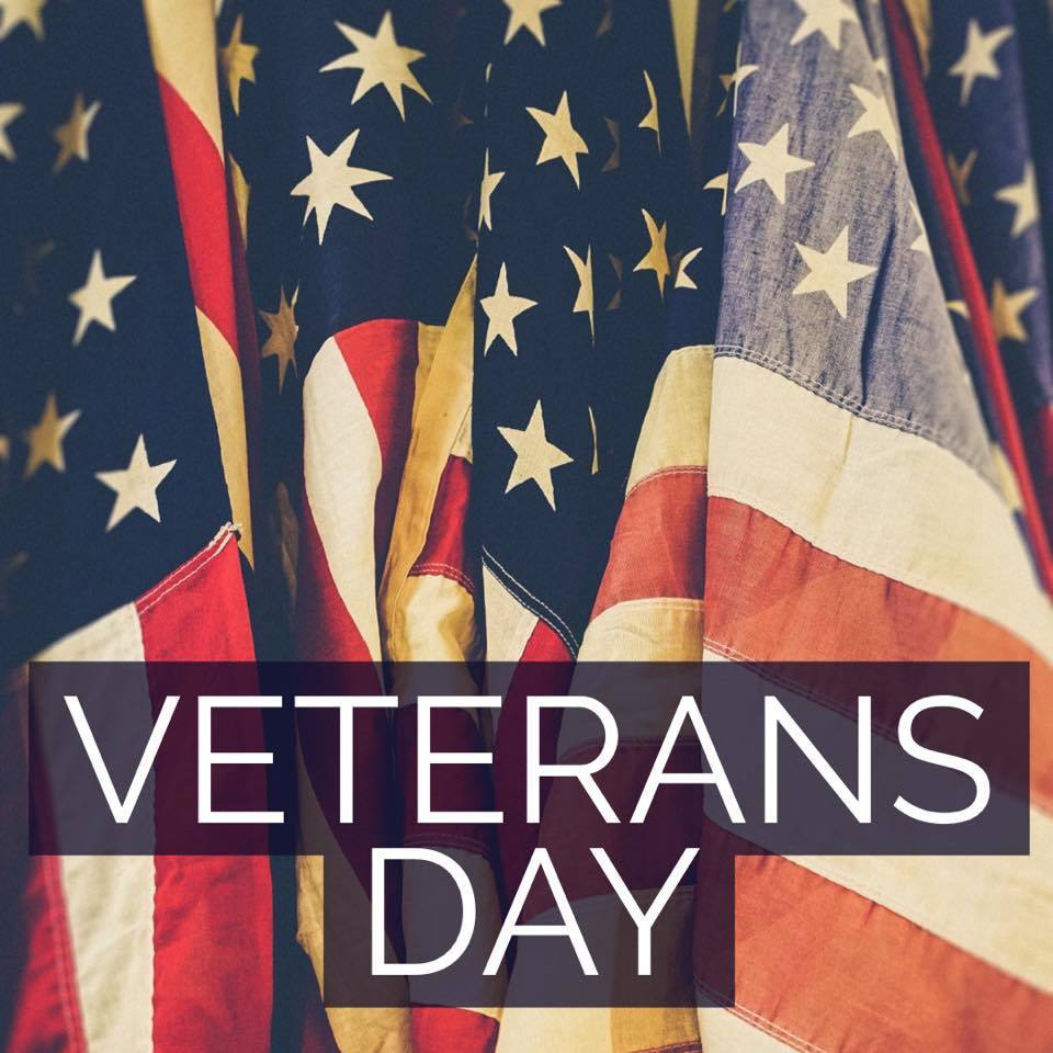 Veterans Day--Thank You for your service