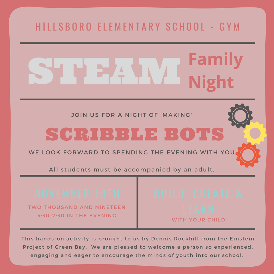 STEAM Family Night