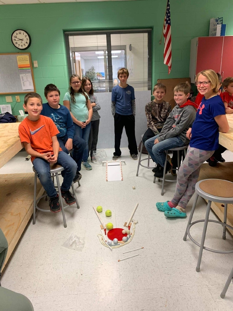 5th Grade STEM Activity