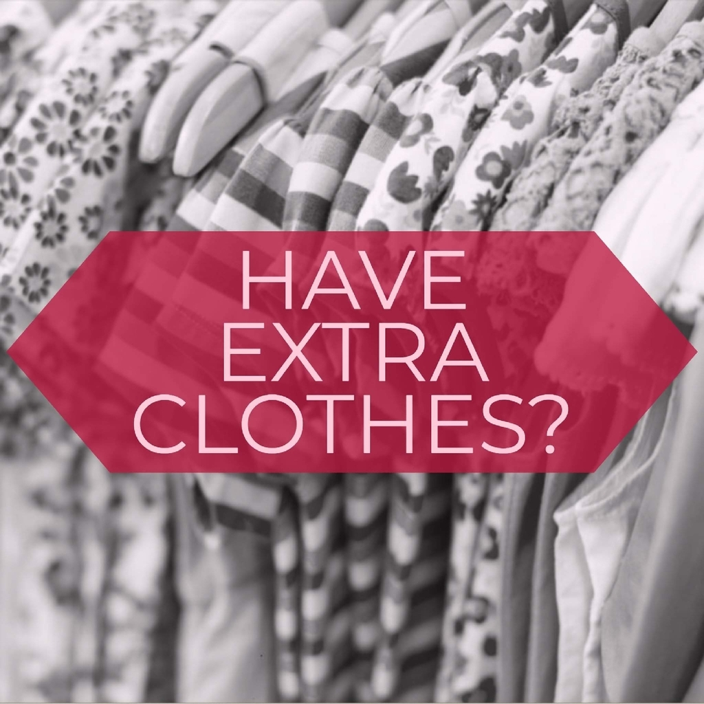 Have Extra Clothes