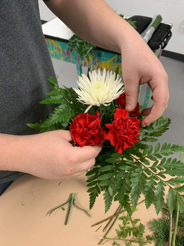 floral arrangements in agronomy and horticulture