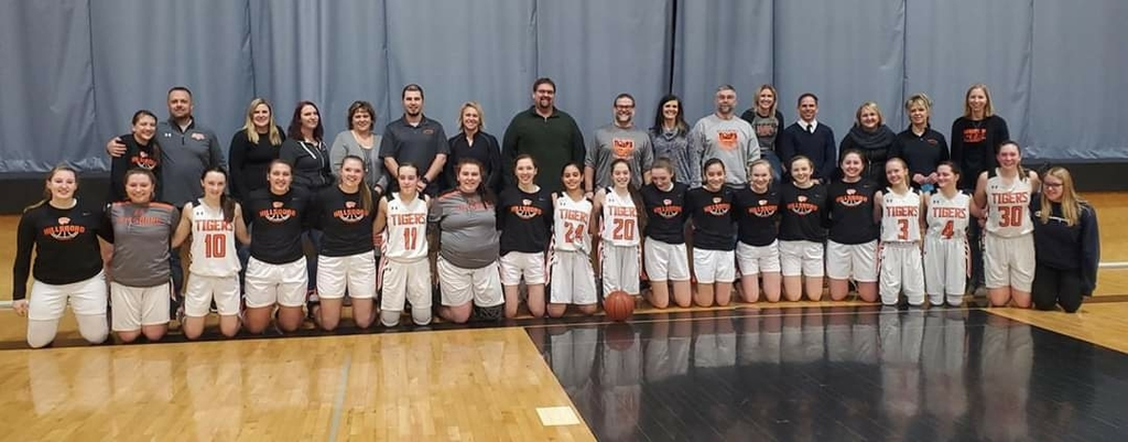 Girls Basketball Teacher Appreciation Night