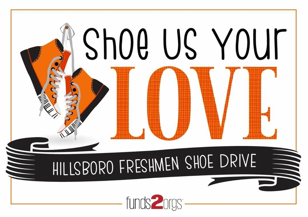 Shoe us your love