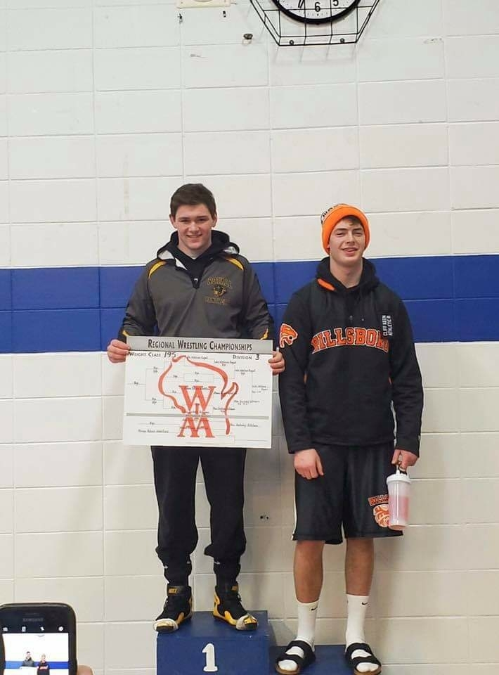 Sectional Qualifier - M. Verbsky