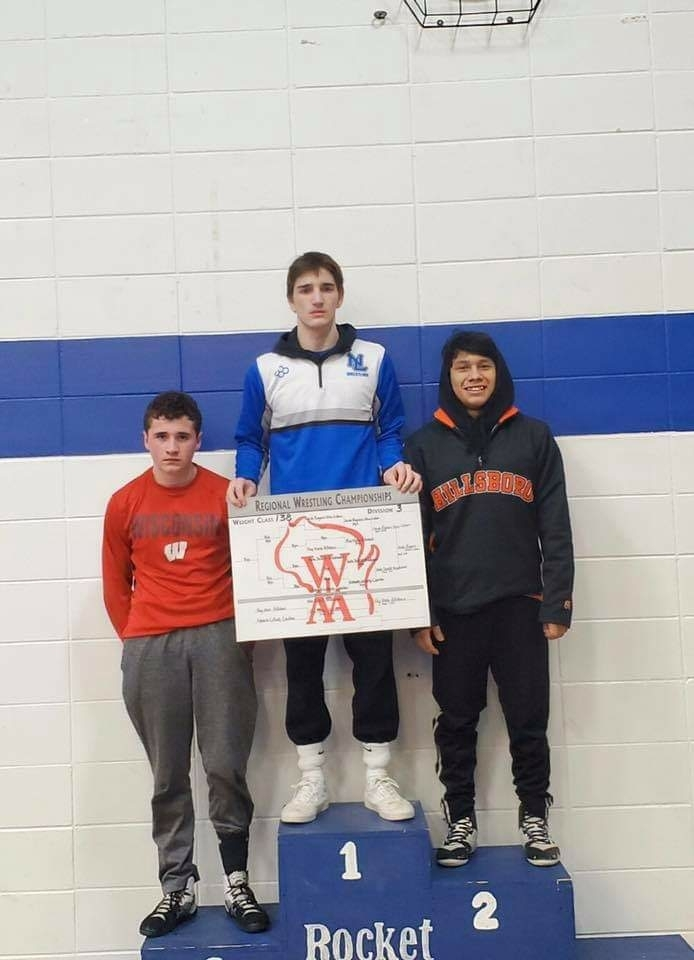 Sectional Qualifier - R. Mora