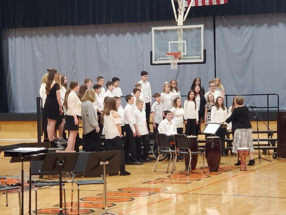 MS/HS Band and Choir Spring Concert