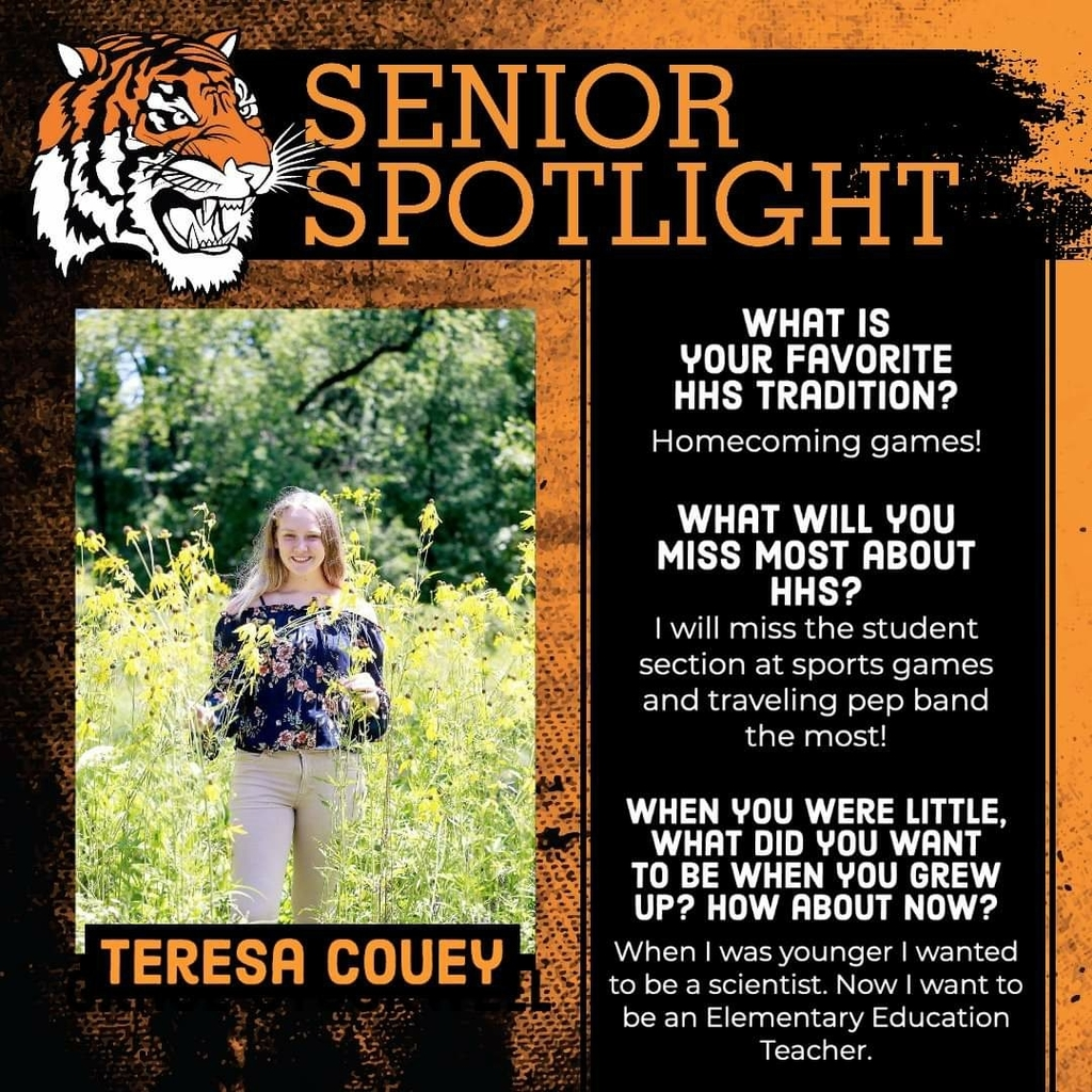 Senior Spotlight - Teresa Couey