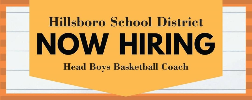 Now Hiring - Head Boys Basketball Coach