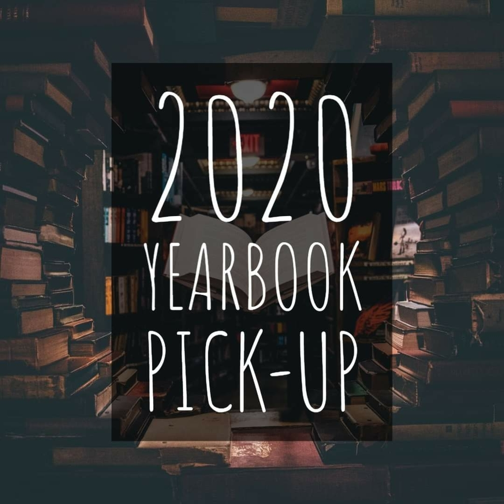 MS/HS Yearbook Pick-up