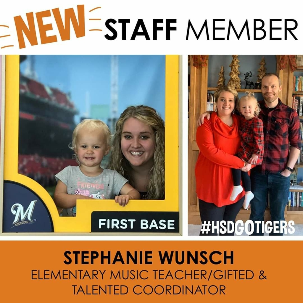 New Staff Profile - Stephanie Wunsch