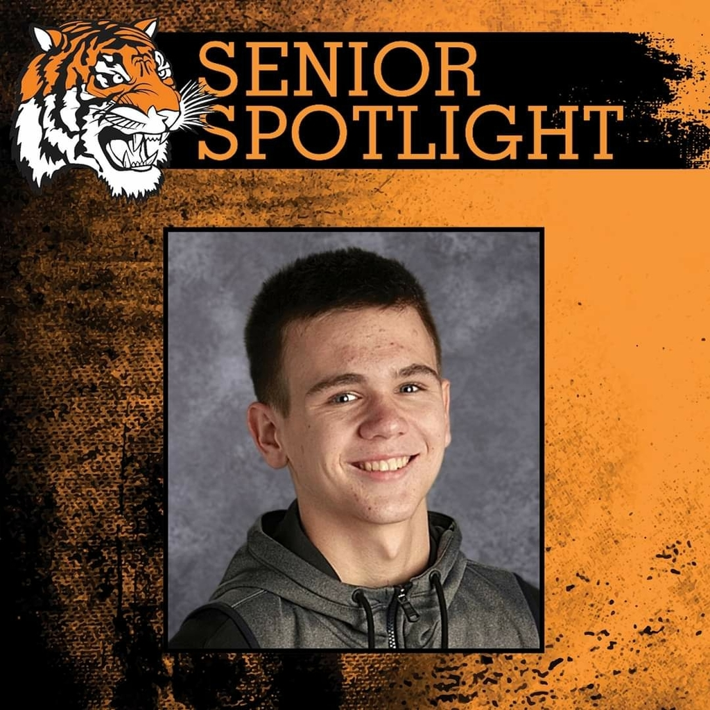 Senior Spotlight - James Dean