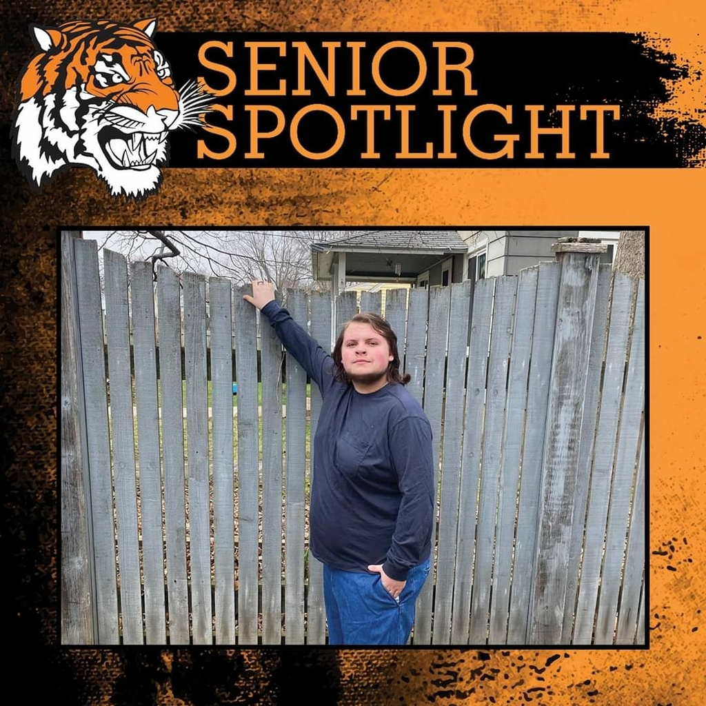 Senior Spotlight - Jeffery Connors