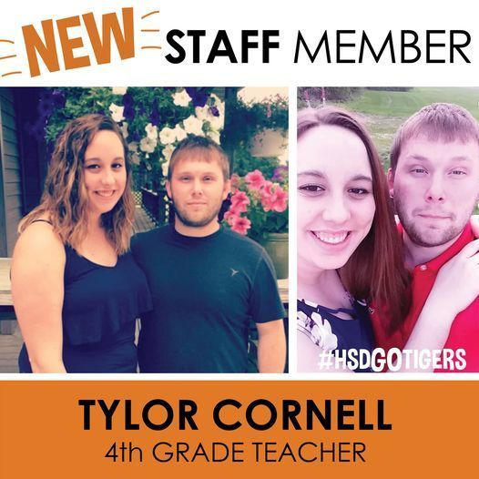 New Staff Profile - Tylor Cornell