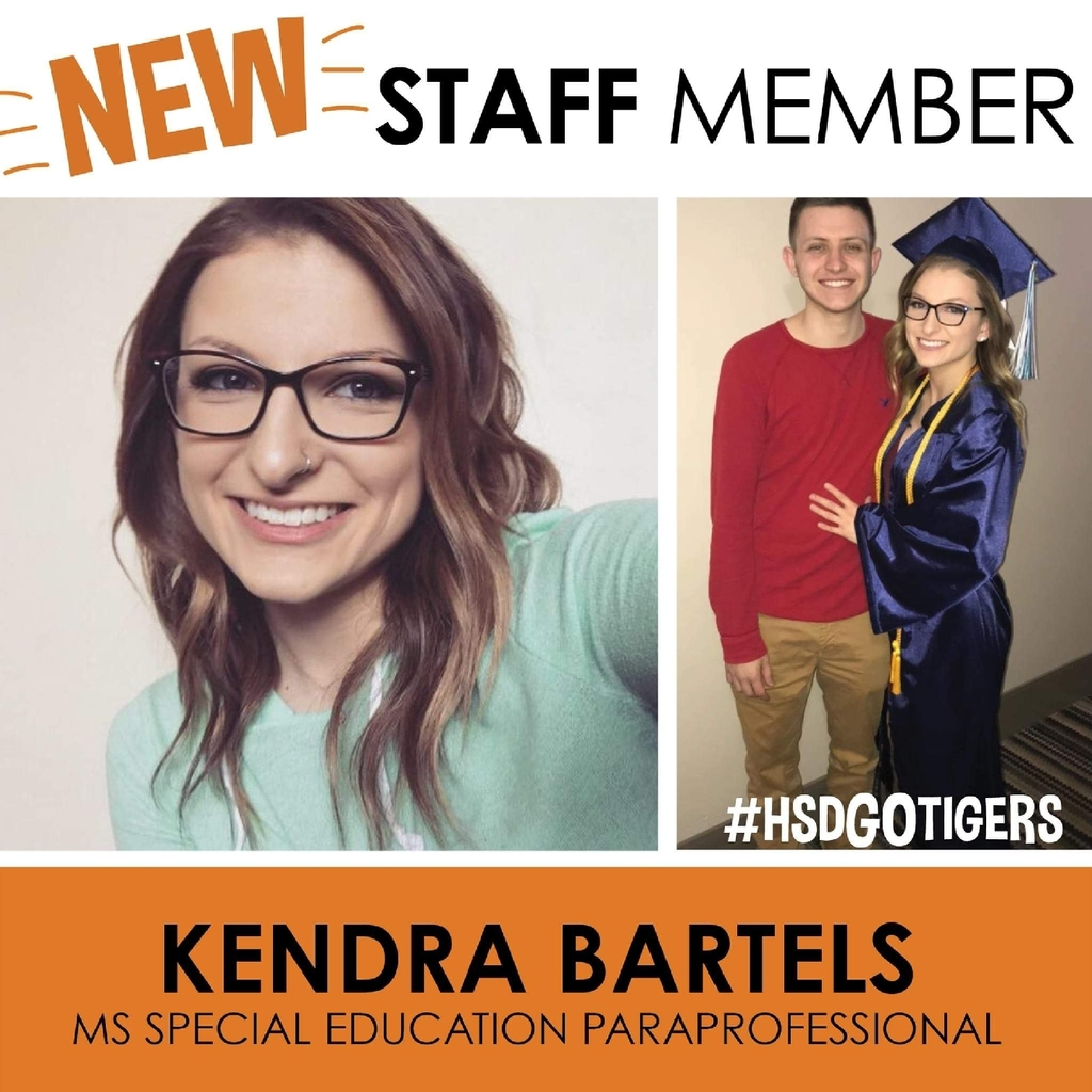 New Staff Profile - Kendra Bartels